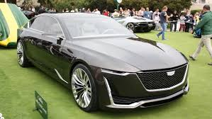 future cadillac pebble beach concours top speed
