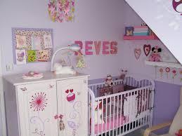 déco chambre de bébé fille chambre b b f e clochette avec idee deco chambre bebe fille photo