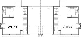 duplex house plans 2 story duplex plans 2 bedroom duplex plans