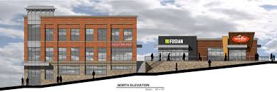 project experience the building is geared to both vehicular access via the attached parking garage and pedestrian access along three street fronts the design aesthetic takes