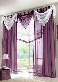 Swag Valances 2015 Modern Sheer Ready Made Window Curtain Swag Valance Buy