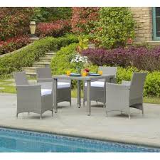 white patio dining sets you u0027ll love wayfair