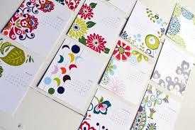 Desk Calendar With Stand 7 Beautiful Monthly Desk Calendars A Sharp Eye