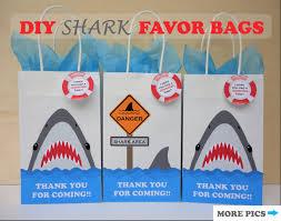 shark birthday invitations shark favor bags shark party theme shark birthday shark