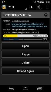 Download Manager Firefox Resume Loader Droid Download Manager Android Apps On Google Play