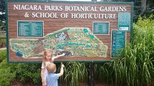 Niagara Botanical Garden Niagara Parks Butterfly Conservatory And Botanical Gardens