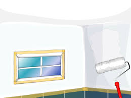 How To Paint Over Dark Walls by How To Paint A Bathroom 9 Steps With Pictures Wikihow