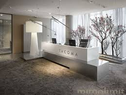 Dental Reception Desk Designs 536 Best Reception Desks Images On Pinterest Lobby Reception