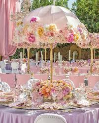 unique centerpieces unique umbrella wedding centerpiece weddceremony