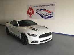 mustang for sale california 2016 ford mustang 5 0 gt california special automatic lhd price