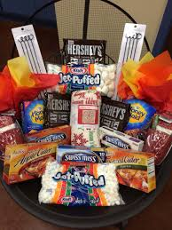 raffle basket ideas luxury pit gift basket silent auction keep warm and cozy