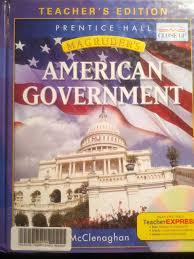 magruders american government 2007 teacher edition teacher editon