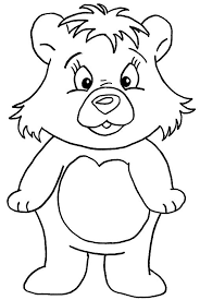 14 bear coloring pages images bear coloring