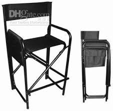 Tall Director Chairs 2017 Tall Aluminum Folding Chair From Trust818 20 85 Dhgate Com