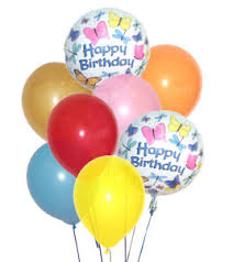 balloon delivery fresno ca happy birthday balloon bouquet birthday flowers same day
