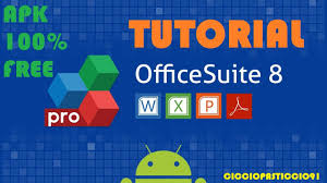 tutorial android pdf officesuite 8 pdf editor premium v8 7 5803 android download