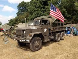 american flag truck file reo m35 with american flag jpg wikimedia commons