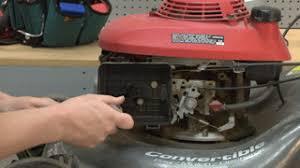 how to fix a lawn mower carburetor ereplacementparts com