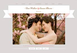 wedding site how to create a wedding website my day hatunot the