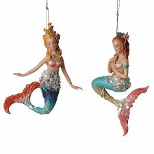 Wholesale Christmas Decorations Florida by Best 25 Mermaid Ornament Ideas On Pinterest Tropical Christmas