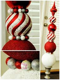 Homemade White Christmas Decorations by Wellsuited Christmas Ornaments And Decorations Peachy 50 Homemade