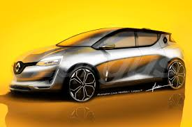 renault dezir concept 2019 renault clio mk5 rendered based on the symbioz concept