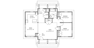 Set Design Floor Plan Home Design Samples Travois