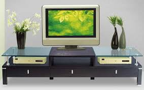wenge frosted center glass wood modern frosted glass and wood tv stand with open stoarge 619 00