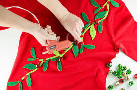 diy an amazing ugly christmas sweater and celebrate in style