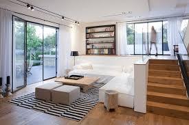 modern family house inspiring home design in israel blurring indoor outdoor boundaries