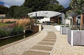 Pergola Ideas Uk by Landscape Design Cotswolds Contemporary Landscape Design