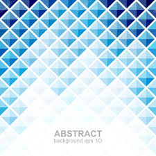 abstract blue square pattern background u2014 stock vector 3d kot