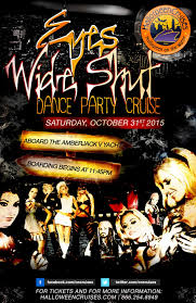 new york city halloween 2015 eyes wide shut midnight dance party cruise the amberjack v yacht