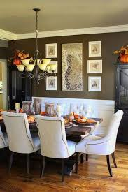 Rustic Dining Room Table Decor Bring The Outdoors In With Enchanting Rustic Dining Room Ideas