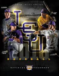 2016 lsu baseball media guide by lsu athletics issuu