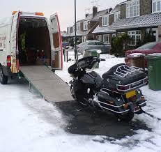 motorcycle transport motorcycle transportation service