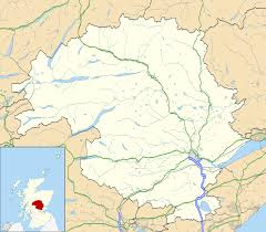 Road Map Of Scotland Perth Scotland Wikipedia