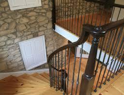 Transition Carpet To Hardwood Making The Transition From Carpet To Hardwood Stairs