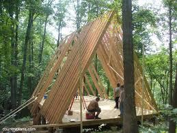 A Frame House Designs Estructura De Madera De Una Casa Alpina U2026 Pinteres U2026