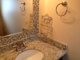 Mosaic Bathroom Mirrors by Build A Mosaic Tile Mirror In The Small Bathroom Good Idea Or Not