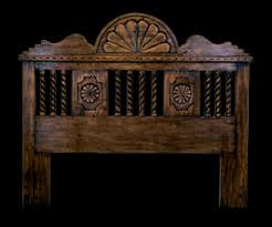 Spanish Colonial Furniture by Sierra Nevada Headboard Southwest Furniture Santa Fe Style