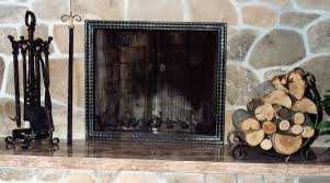 amazing fireplace doors wrought iron with fireplace door design u201ch