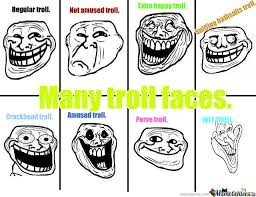 Meme Names And Faces - many troll faces by memegangsta meme center