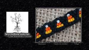 halloween bracelet candy corns original youtube