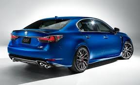 lexus gs 350 f sport 0 60 f is for finesse 2016 lexus gs f goes back to basics feature