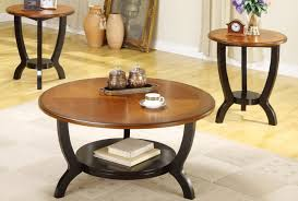 Small Coffee Table Small Circular Coffee Table Small Caster Wheels Thick