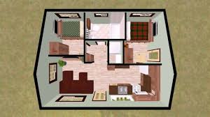 small house plans 500 sq ft youtube