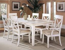 white dining room chairs stunning white leather dining chair