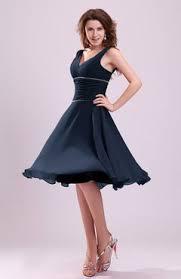 navy blue color little black dresses uwdress com