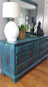 Silver Painted Furniture Bedroom Best 25 Teal Dresser Ideas On Pinterest Teal Cabinets Teal
